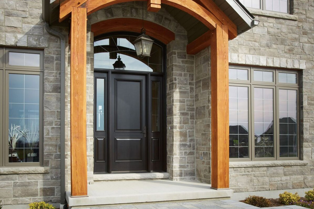 Entrance systems fiberglass pollard windows doors for New windows doors